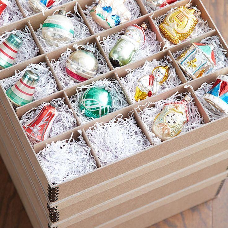 It\u0027s Time to Get Your Holiday Decor Storage Under Control Storage