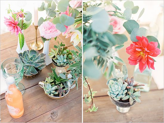 Best 25+ Succulent Table Decor Ideas On Pinterest | Succulent Display,  Rustic Terrariums And Indoor Succulent Planter