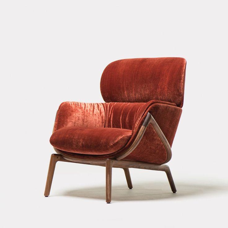Elysia Lounge Chair Luca Nichetto for De La Espada FROM $4,795.00