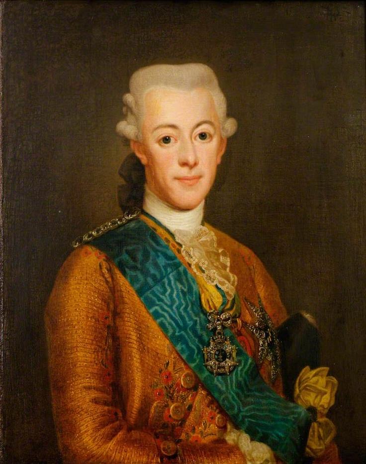 King Gustaf III of Sweden (1746–1792)
