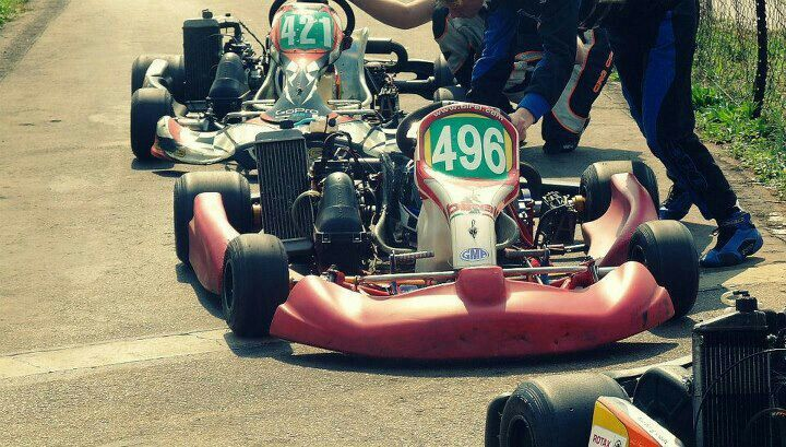 Karting | Junior Max <3