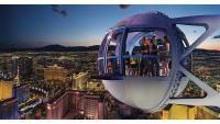 High Roller at the LINQ, worlds tallest observation wheel