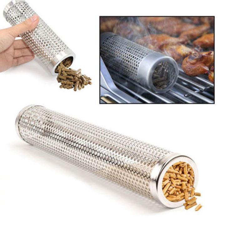 Big savingsFashion BBQ Stain... Check it out here http://allbuyify.com/products/fashion-bbq-stainless-steel-perforated-mesh-smoker-tube-filter-gadget-hot-cold-smoking-bbq-tools?utm_campaign=social_autopilot&utm_source=pin&utm_medium=pin