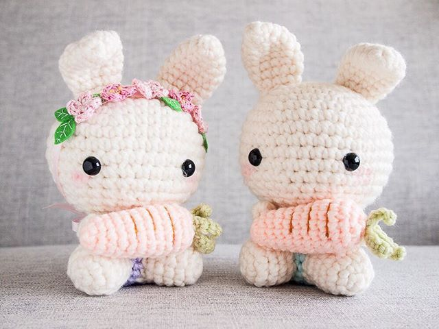 Amigurumi Bunny Ears : Ravelry amigurumi mindy the dutch rabbit pattern by ida herter