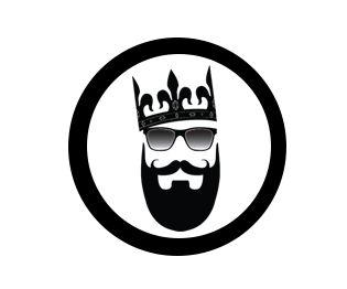 creative beard logos - Google Search