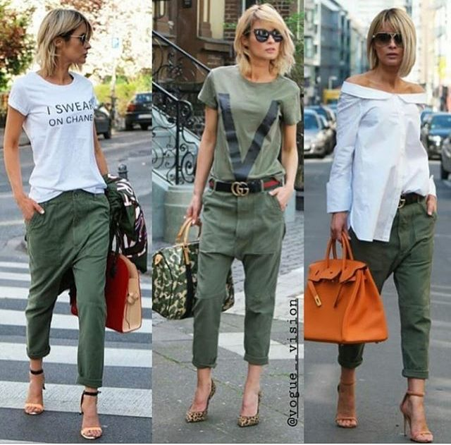 Stylische Outfits