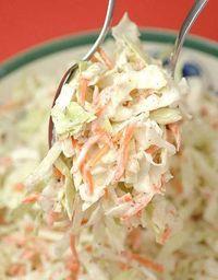 Coleslaw (ensalada de repollo americana)