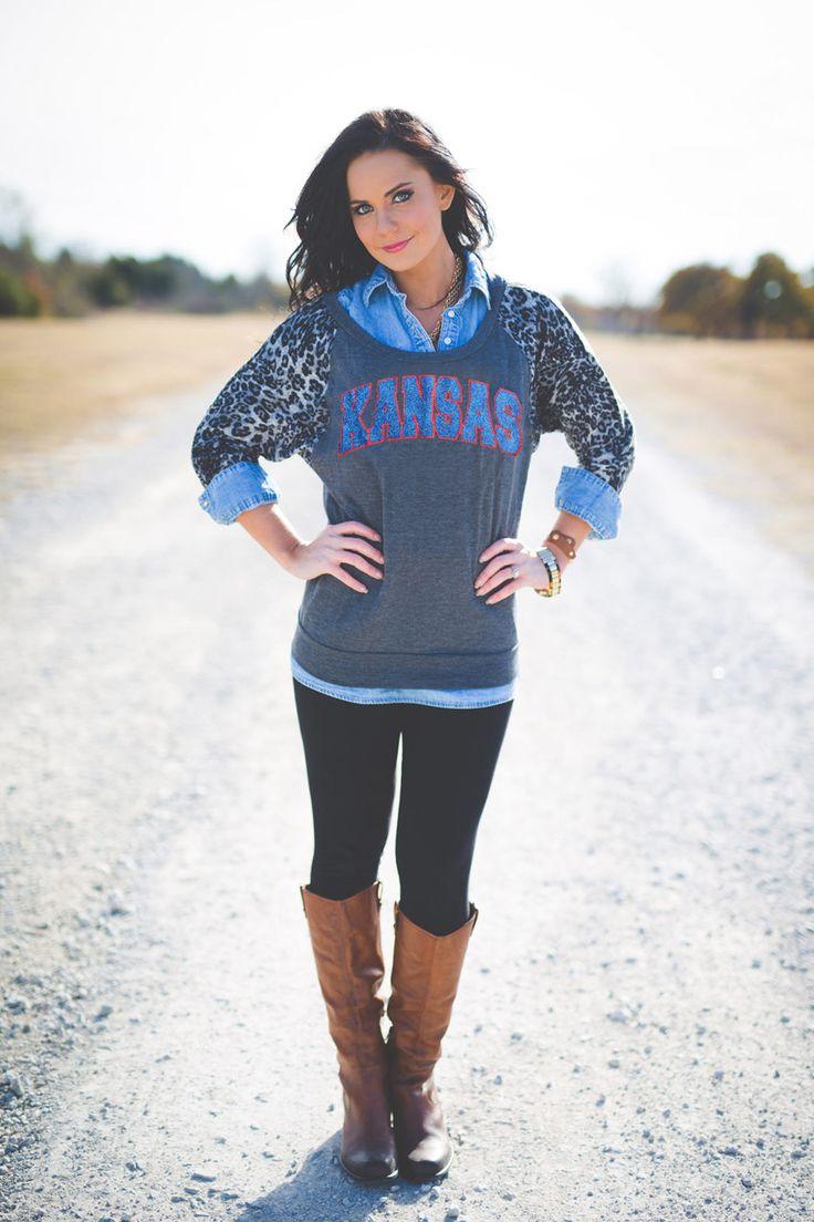 157 best Rock Chalk! images on Pinterest   Kansas jayhawks, Ku ...