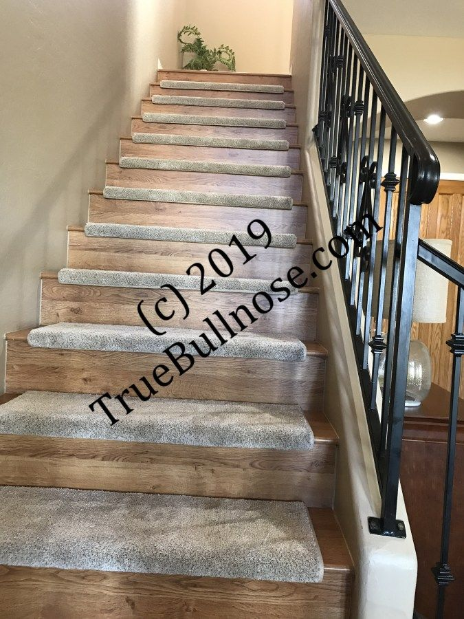 Best True Bullnose Carpet Stair Treads In 2020 Stair Runner 400 x 300