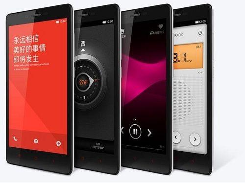 Review Xiaomi Redmi Note