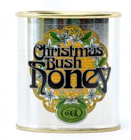 Christmas Bush Honey 350g Can