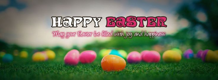 Colorfully » Free Facebook Covers » Happy Easter ... Happy Birthday