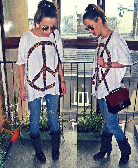 peace shirt