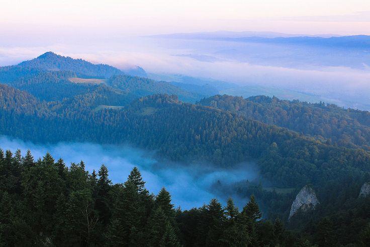 Pieniny Mountains / Pieniny   by PolandMFA