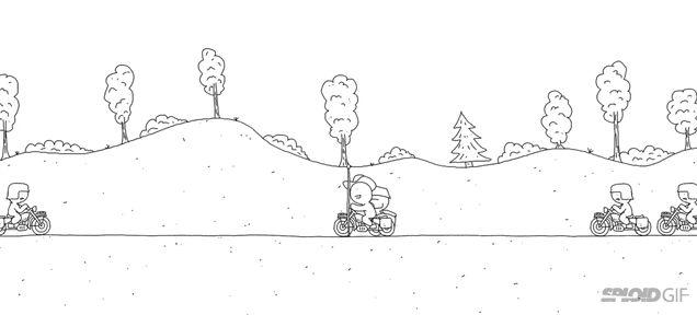 インディ・ジョーンズが60秒の可愛いアニメに大変身! : ギズモード・ジャパン