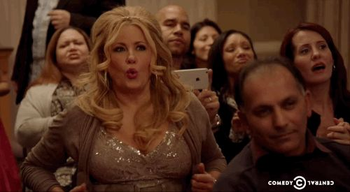 Trending GIF comedy central amy schumer jennifer coolidge babies and bustiers