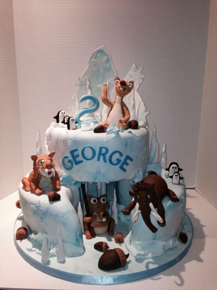 Ice Age Cake                                                                                                                                                      Mais