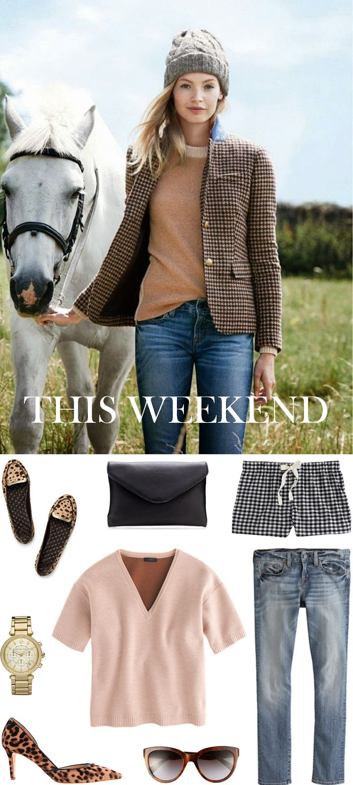 CHIC COASTAL LIVING: Weekend Picks... fall fashion