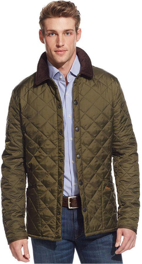 Barbour Men's Heritage Liddesdale Jacket