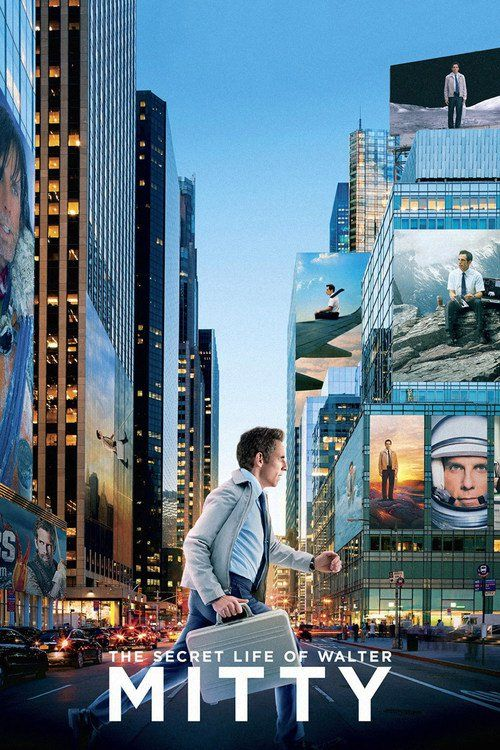 Watch The Secret Life of Walter Mitty Full-Movie