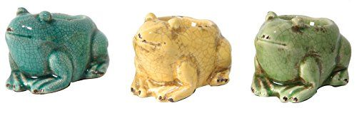 AB Home Frog Tealight Candle Holder Set of 3 >>> More info could be found at the affiliate link Amazon.com on image.