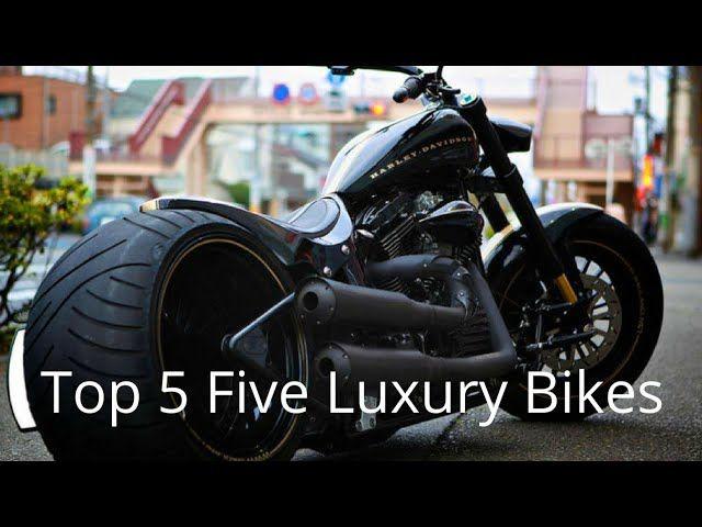 Top Five Luxury Bikes In The World Bike Luxury World