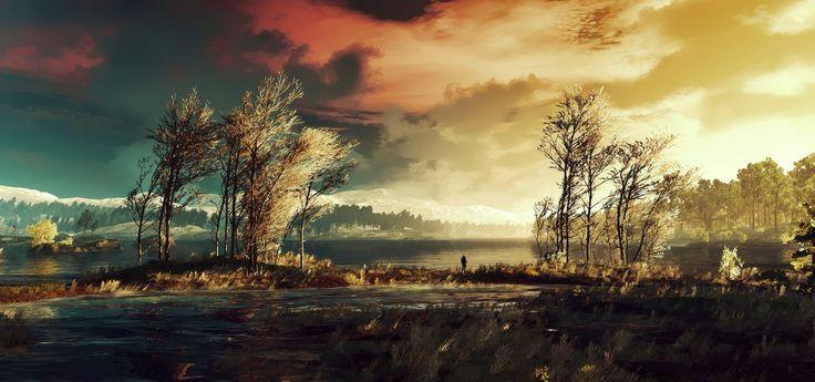 Geralt alone in Velen(Witcher 3) http://ift.tt/2iLxDXw
