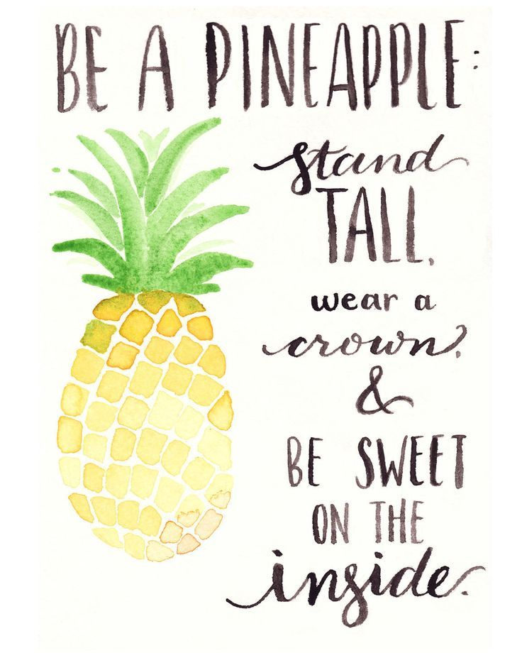 Image result for pineapple quote