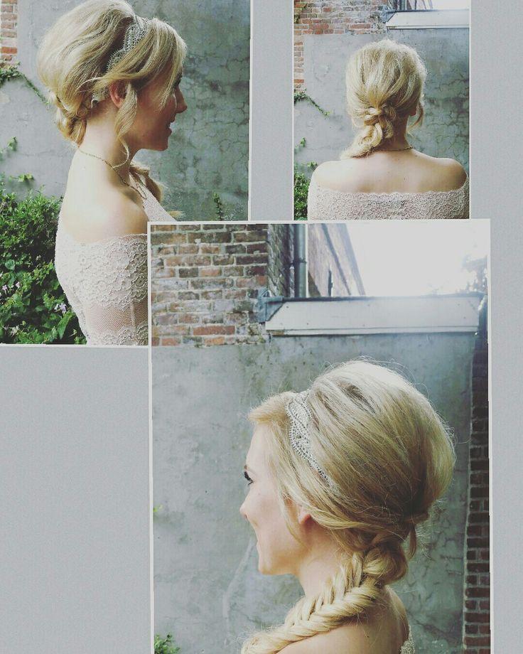 #updo #hair #wedding #married #love #mywork !!