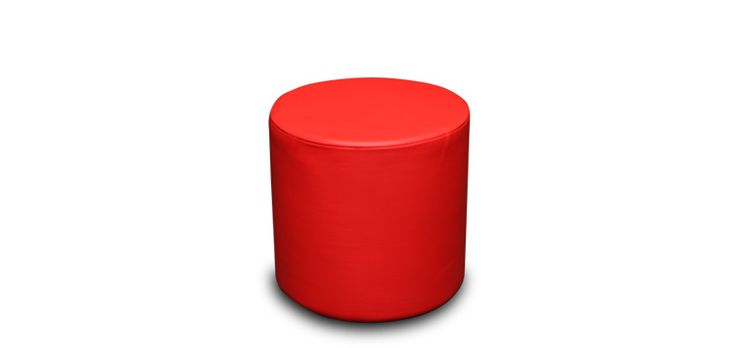Round Ottoman | Have A Seat