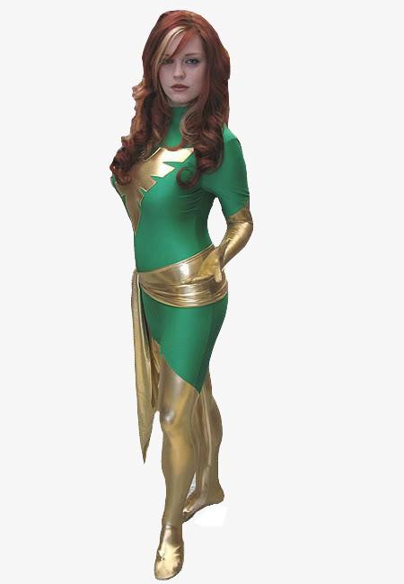 Dark Phoenix X-men Superhero Costume US $42.92