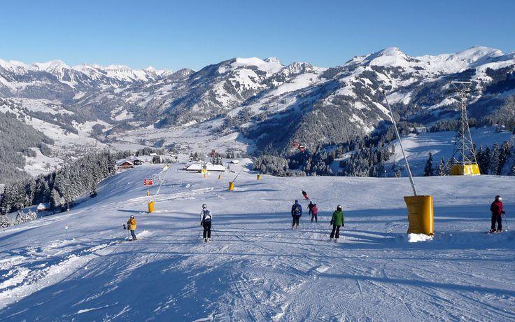 #Station de #Ski #Gstaad #Suisse 2