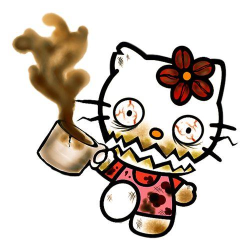 Hello Coffee by ~goRillA-iNK on deviantART