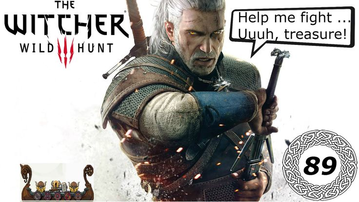 Witcher 3! (part 89) - I got distracted...