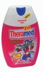 Theramed - junior, adorava este sabor!