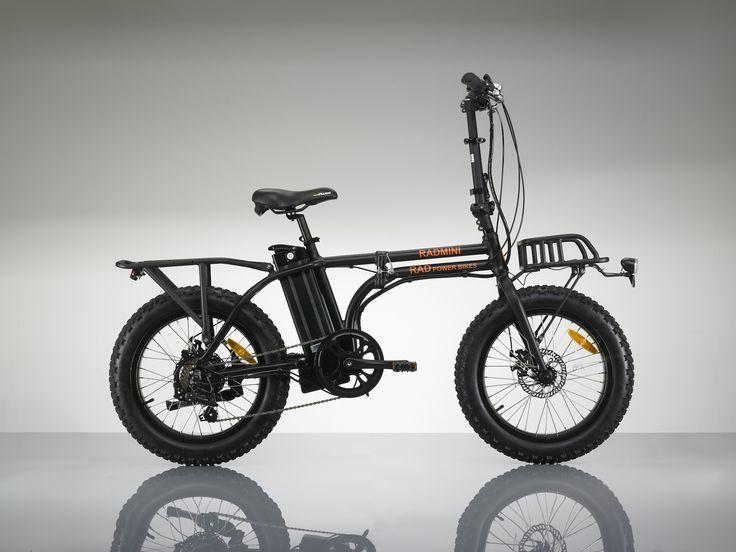 RadMini Electric Folding Fat Bike - Rad Power Bikes  - 8