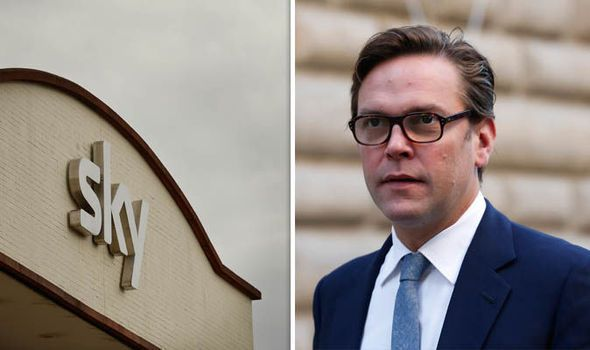 Sky investors oppose James Murdoch's appointment as chairman