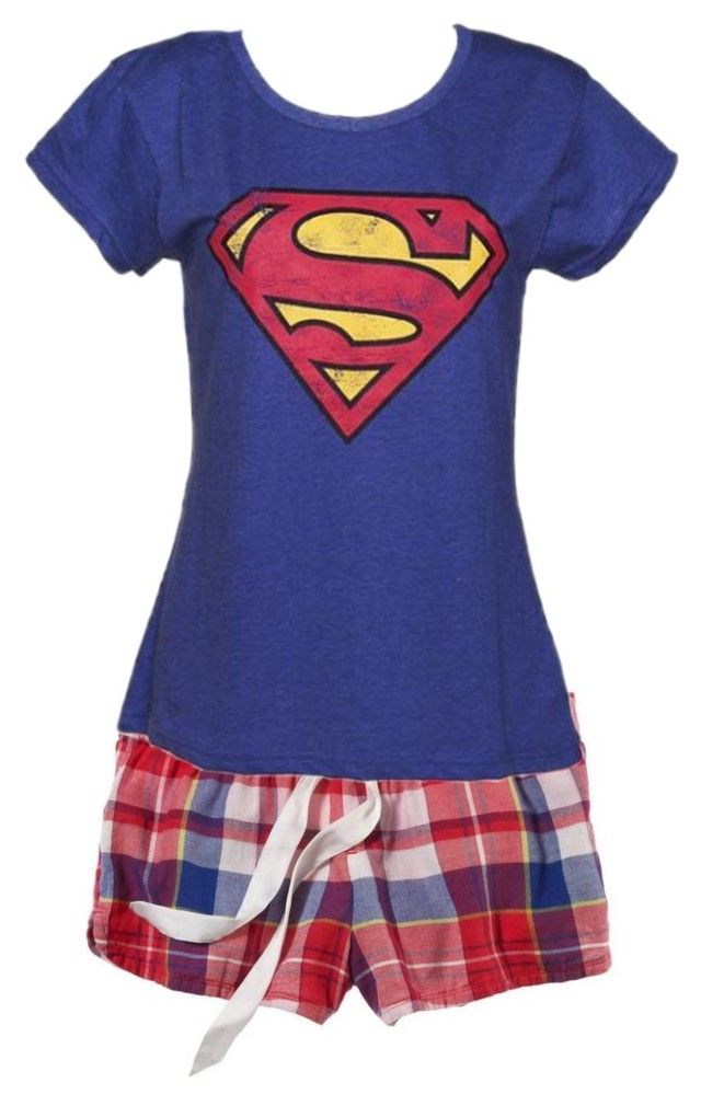 More Superman Pajamas By Curlycutie1 Liked On Polyvore