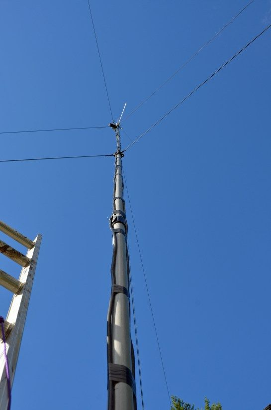21 Best Images About Fiberglass Antenna Masts On Pinterest