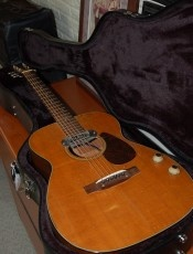 Vintage Guitars for Sale - 1959 Martin Acoustic. This is indeed a rare guitar. Martin only built 324 of these guitars in 1959 and they were not received well by the Martin Acoustic Players of the day. They were made until 1964 and only 604 were made in total.
