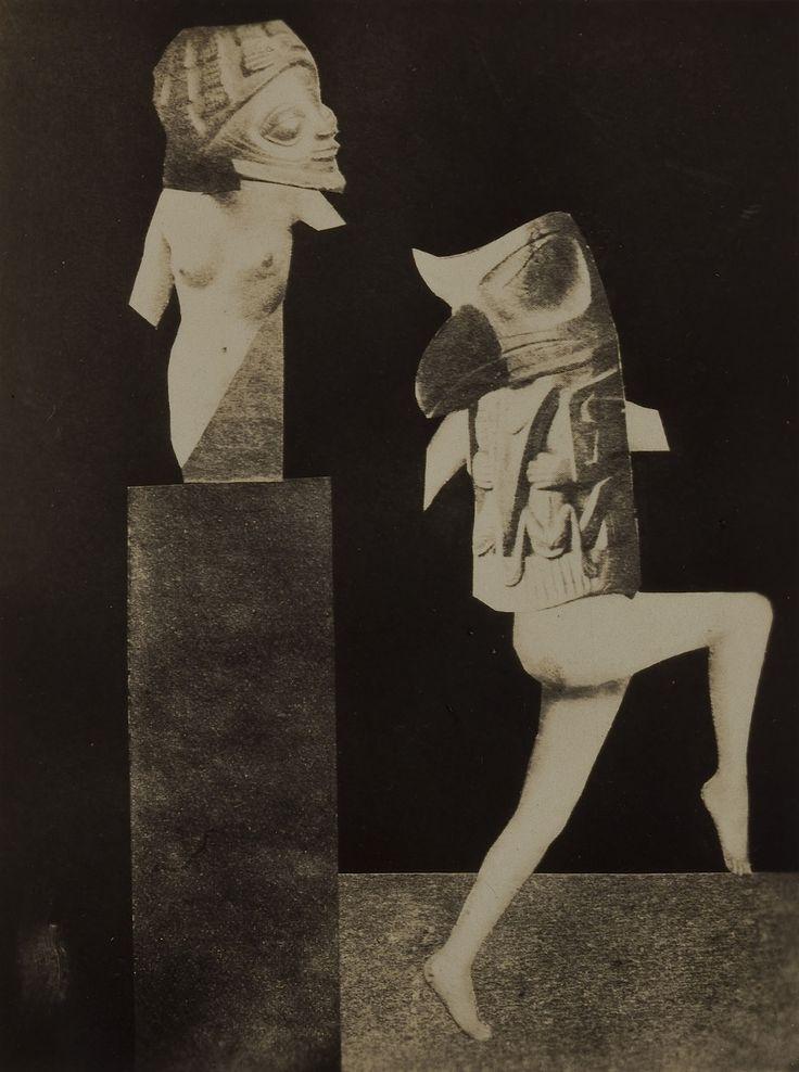 Hannah Hoch 1935