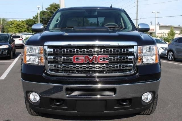 2013 Gmc Sierra2500HD SLT 4x2 SLT 4dr Extended Cab SB Pickup 4 Doors Blue for sale in St petersburg, FL Source: http://www.usedcarsgroup.com/used-gmc-for-sale-in-st_petersburg-fl