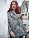 Мобильный LiveInternet Пуловер Hoist от Norah Gaughan | CvetIv - Дневник CvetIv |