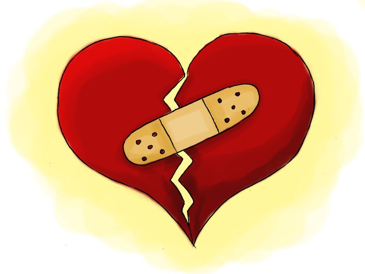 Ahhh – the only condition of the heart that cannot be cured or treated by modern medicine's potions and procedures – the broken heart!