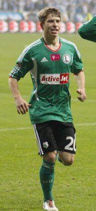 #JakubKosecki Midfielder