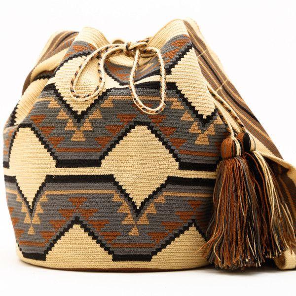 Bolsa Wayuu – WAYUU TRIBE | Handmade Bohemian Bags: