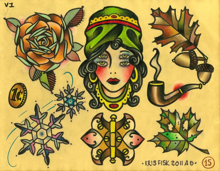 41 best images about old school on pinterest native for Traditional tattoo flash