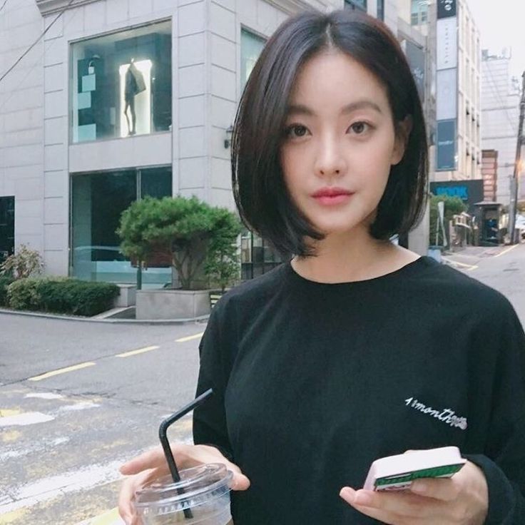Pin By Short Hairstyles On Korean Hair Korean Short Hair Shot Hair Styles Hair Styles