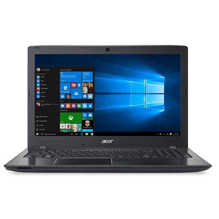Acer Aspire E15 E5-575G-78GH Intel® Core™ i7-7500U 8GB 1000GB HDD Geforce 940MX Full-HD Windows 10