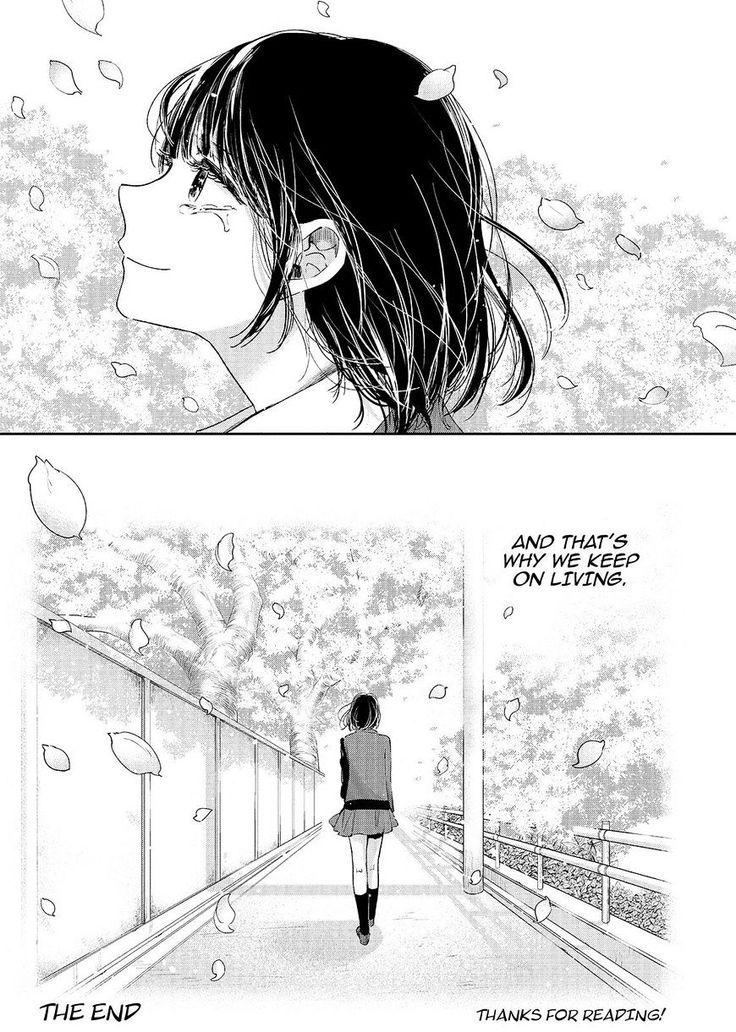 The End Kuzu No Honkai Romantic Manga Kuzu No Honkai Manga Anime Quotes Inspirational